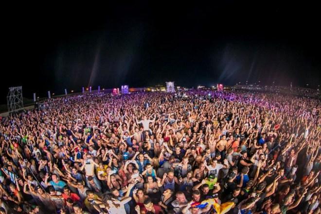 Dead Sea Rave