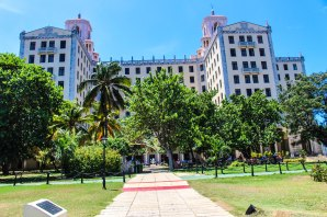 Havana at its old school finest: Hotel Nacional de Cuba