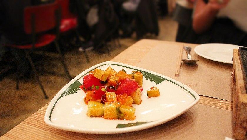 Chopped Tuna Salad - Nneya Richards