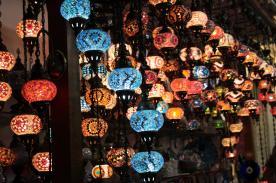 Lanterns in Little India