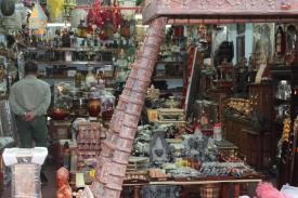 Market in Little India Nneya Richards