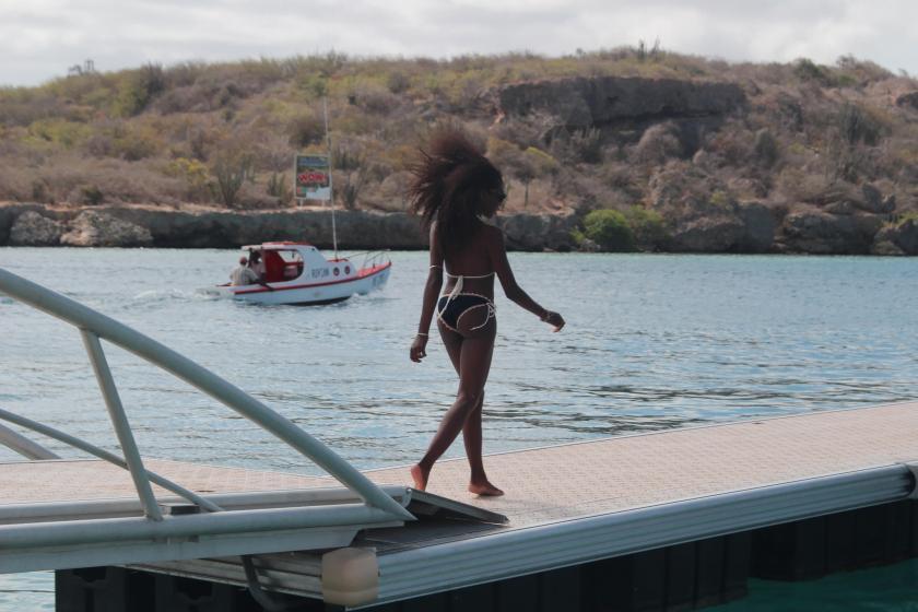 Curacao Dock Santa Barbara Nneya Richards
