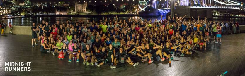 As I mentioned, the Black Sheep guys had me do a 10k bootcamp run. Can you find me?