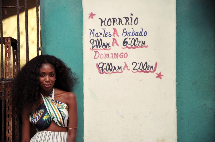 Welcome to Havana Nneya Richards by Alistair Morgan