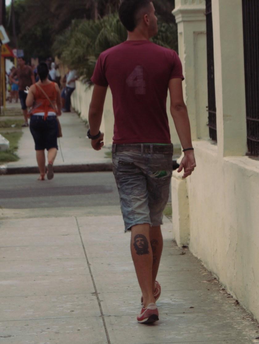 29 Che Tattoo by nneya Richards