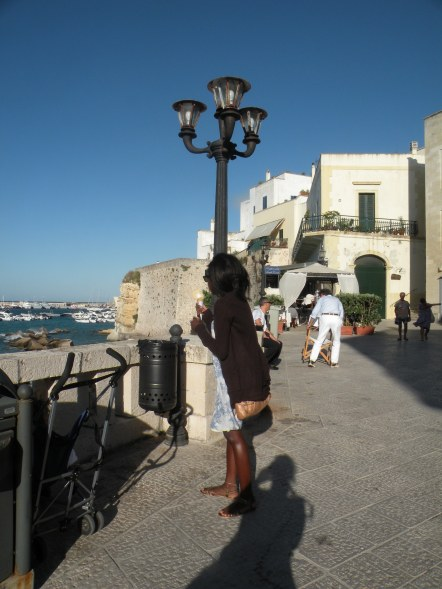 Family day trip to Otranto