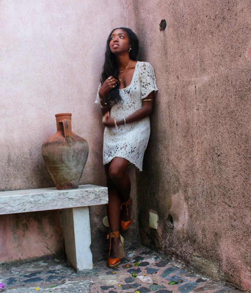 Corner in Palacio Belmonte by Nneya Richards