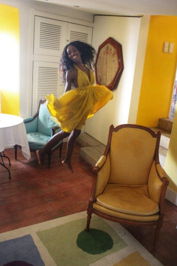 jumping in hotel room by nneya richards