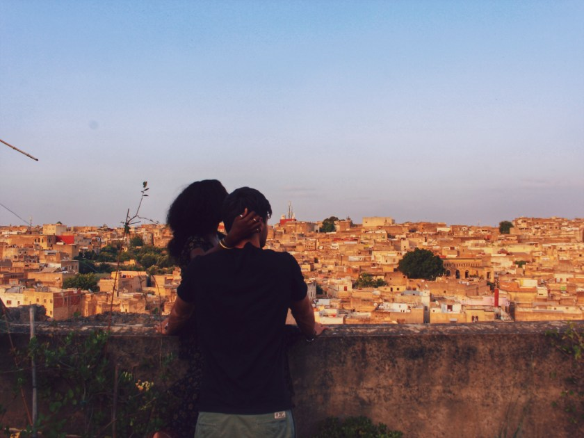 Rooftop Sunset overlooking the medina by Nneya Richards D7L.jpg