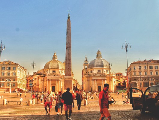 Piazza del Popolo by Nneya Richards