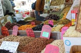 Spices at Levinsky Market.