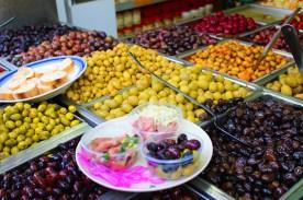 Levinsky Market -Chaim Rafael - Olives