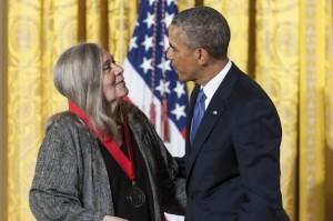 Marilynne+Robinson+Barack+Obama+Honors+National+xTMUPdWV1P_l