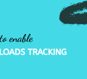 How To Enable File Downloads Tracking On Your WordPress Website