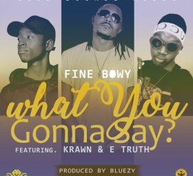 Fine Bowy - What You Gonna Say