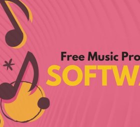 Music production software windows