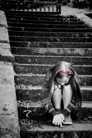The Girl on the Stairs, Carok McAllen