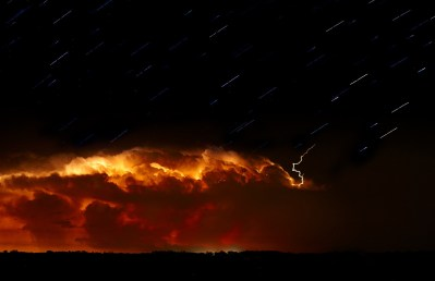 Thunderstorms and Stars