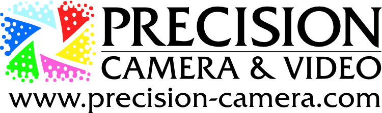 Precision Camera and Video Logo