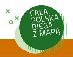 cała polska biega z mapą
