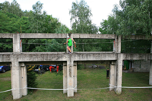 Czeska myśl alpinistyczna, czyli całkiem ciekawe Zadania Specjalne to stały punkt CZARu. Foto strona organizatora