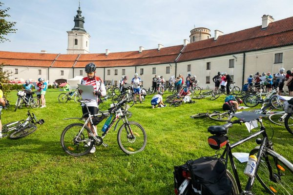 Klasztor w Sulejowie - zabytek klasy zerowej - gościł uczestników trzeciej edycji BO. Foto Paweł Banaszkiewicz