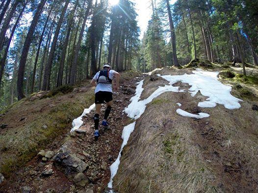 Rekonesans trasy Lavaredo Ultra Trail i Cortina Trail. Fot. Viola Piatrouskaya