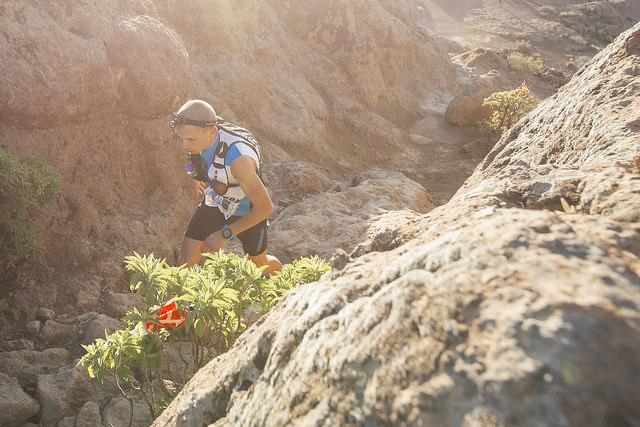 Podbieg na Roque Nublo. For. Materiały organizatora