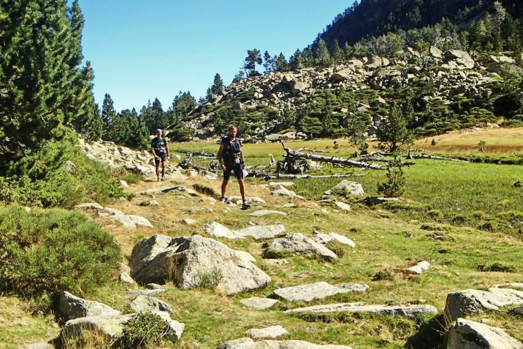 Etap trekkingowy. Fot. AR TEAM