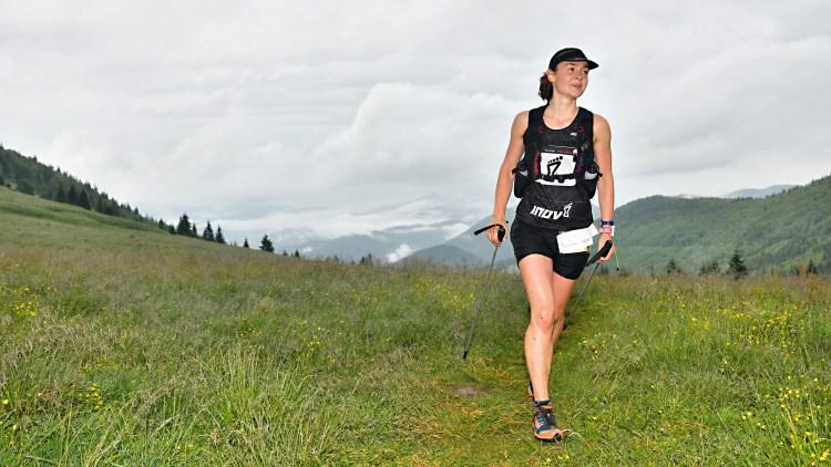 Viola na trasie Malofatranskiej Stovki. Fot. Lukáš X-Trail zonerama.com