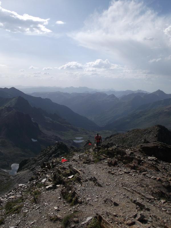 Widok z Pic Domapedrosa