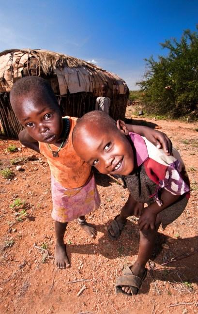 May 2007 Samburu village, Samburu, Kenya