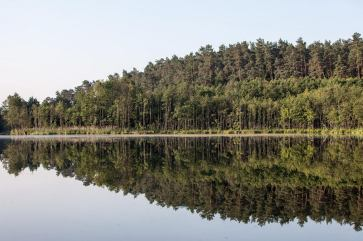 July 2012 Bachotek and other lakes, Brodnica, Poland
