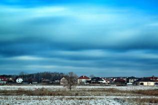 December 2012 Warszawa-Wawer, Poland