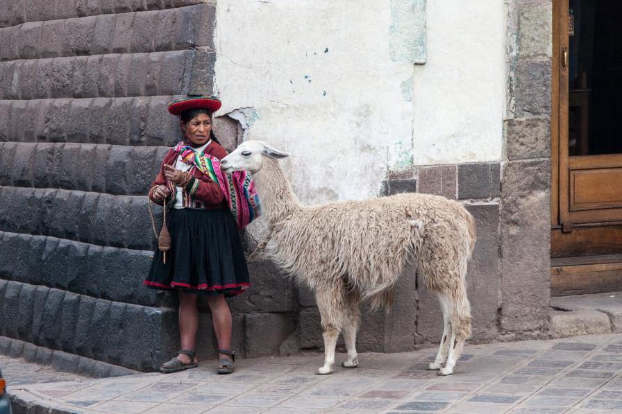 October 2006 Cusco, Urubamba Province, Peru