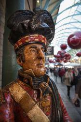 November 2012 Covent Garden Market, London, UK