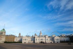 November 2012 Horse Guards Parade, London, UK