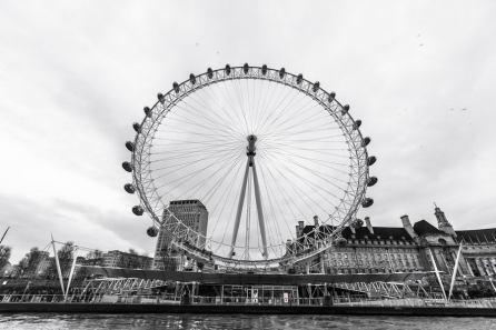 November 2012 London Eye, London, UK