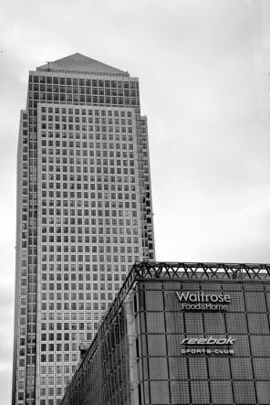 March 2010 Canary Wharf, London, UK