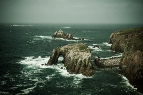 August 2008 Land's End, Cornwall, UK