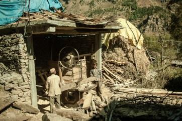 November 2007 Manali, Himachal Pradesh, India