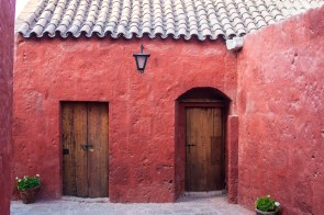 November 2006 Monasterio de Santa Catalina, Arequipa, Peru
