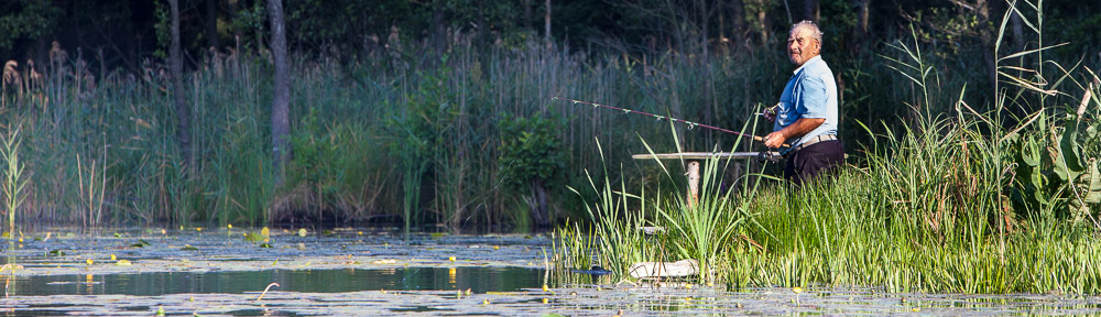 July 2012 Lakes, Brodnica, Poland