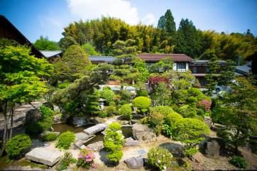 May 2013 Ryokan Fujioto, Tsumago Azuma, Nagiso-machi, Kiso-gun, Nagano Prefecture, Japan