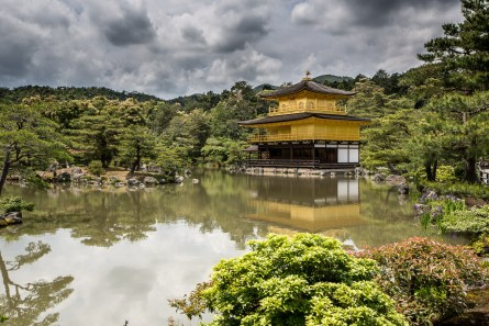 "May 2013 Kinkaku-ji (金閣寺), ""Temple of the Golden Pavilion"", Kyoto, Japan"
