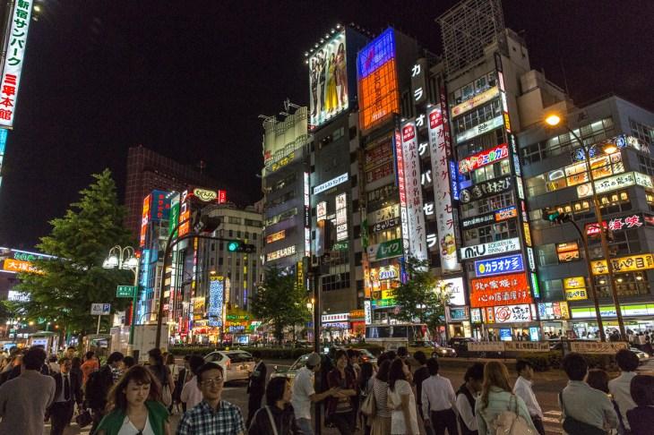 May 2013 Shinjuku (新宿区 Shinjuku-ku), Tokyo, Japan