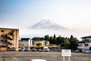May 2013 Mount Fuji (富士山), Japan