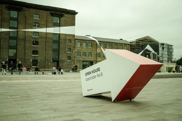 September 2013 Central Saint Martins College of Arts and Design, London, UK
