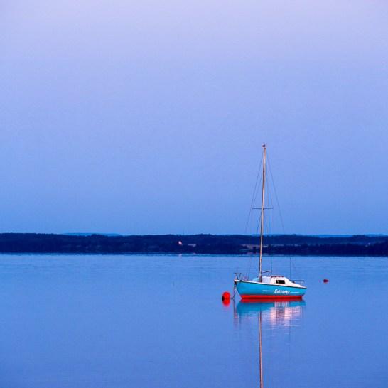 "July 2014, Camping ""Małe Morze"", Hel Peninsula, Pucka Bay, Poland"