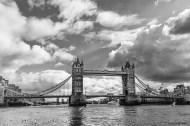 February 2015, Thames River, Tower Bridge, London, UK
